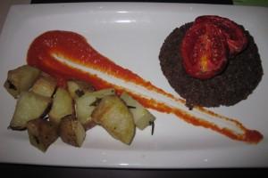 Vegiburger Rasoterra